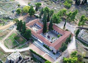 Archaeological Site & Museum of ancient Corinth