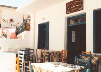 Mountain village hopping in Naxos