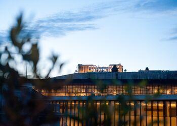 Acropolis View Deluxe Penthouse & Luxury Apartments Athens