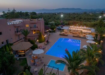 Apollo Resort Art Hotel - Hotel Business Christodoulou sisters LTD