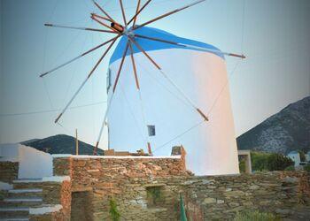 Windmill Sifnos Arades