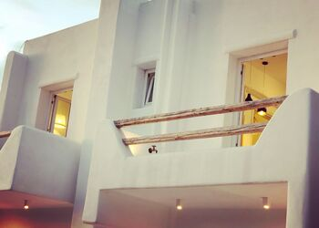 Blu August Private Residences Naxos