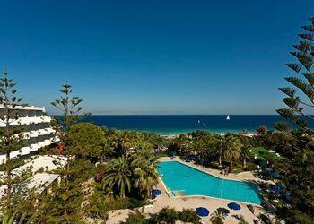 Blue Horizon Palm Beach Hotel Rhodes