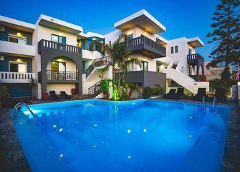 Esplanade Apartments Chania