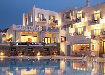 Grand Beach Hotel Mykonos