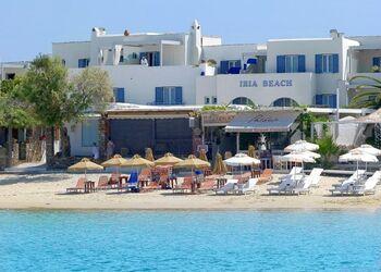 Iria Beach Art Hotel Naxos