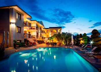 MaryAn Luxury Apartments Thassos