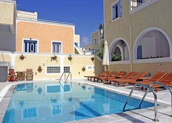Sellada Apartments Santorini