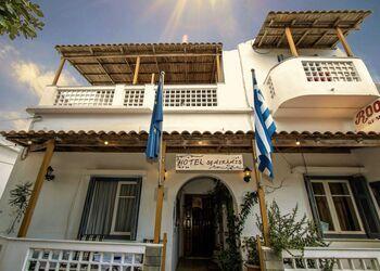 Semiramis Guesthouse Milos