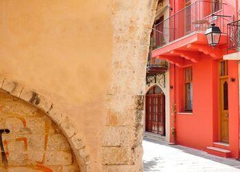 Veranda Rossa Rethymno