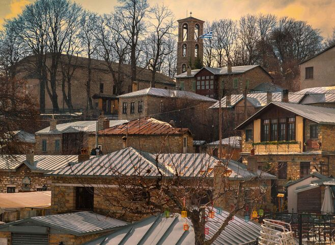 Nymfaio, was once one of the richest and most prosperous Vlach villages in Macedonia