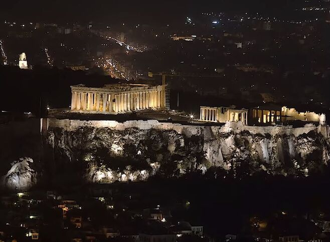72 Hours in Athens