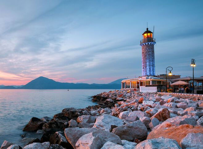 The Lighthouse of Patras was the symbol of the Archaic capital