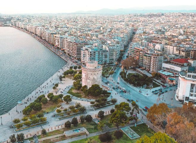 Thessaloniki | Holidays in Macedonia | Discover Greece