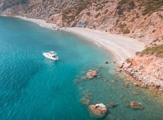 With virtually the entire southern coastline of Kos covered in beaches, there's only one way to find your favourite