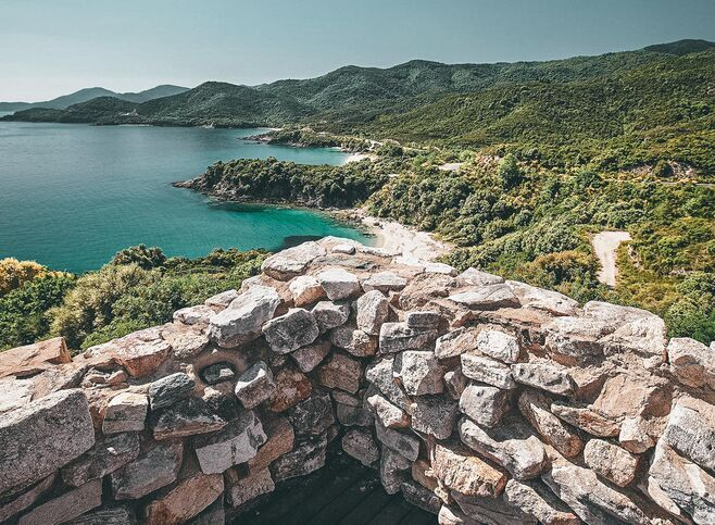 Get a whole new perspective on Halkidiki by travelling to the birthplace of one of the Fathers of Western Philosophy
