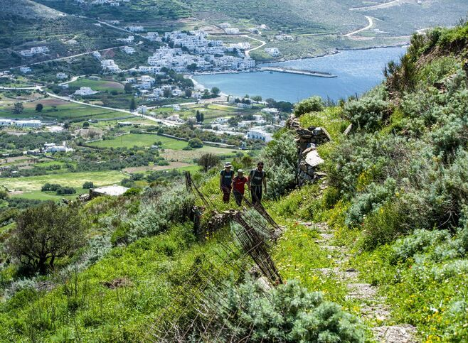 If you love active holidays, you'll adore outdoor adventures in Greece