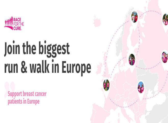 Greece Race for the Cure 2020 - digital Race