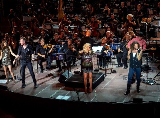 Queen Symphonic: A Rock and Orchestra Experience στην Θεσσαλονίκη