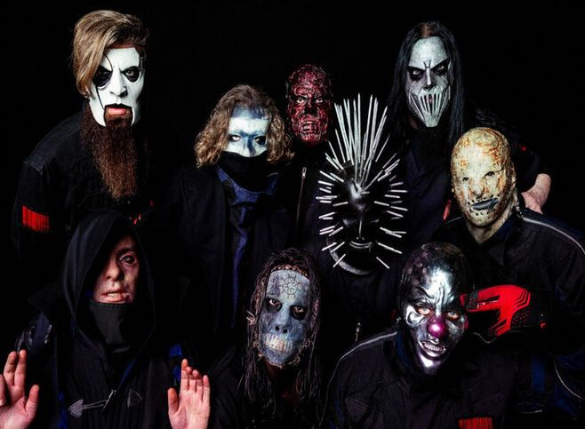 Release Athens 2020: Slipknot