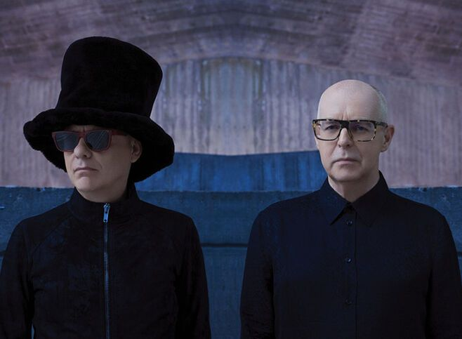 Release Athens 2021: Pet Shop Boys