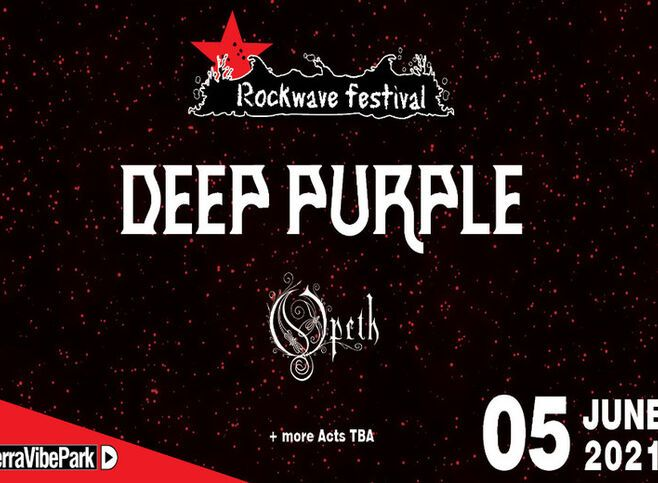 Rockwave Festival 2021: Deep Purple - Opeth