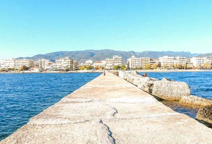 Kalamata has everything you need for a delightful day at the beach