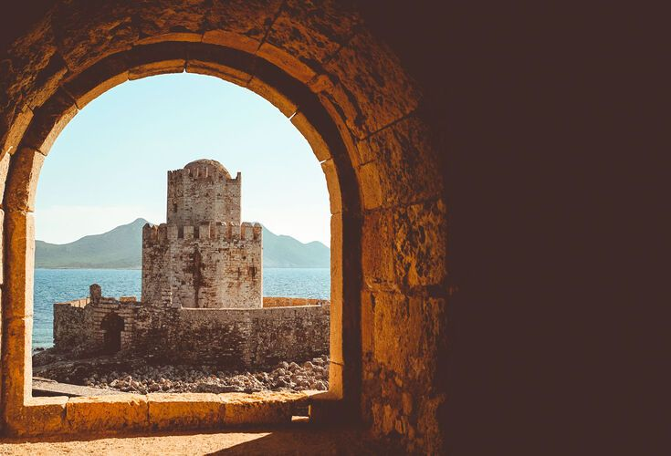 Methoni Castle-Guardian of the port