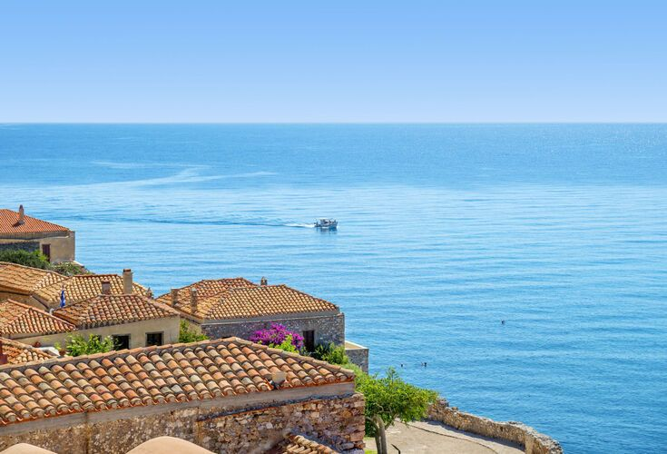 Monemvasia , a fairy tale Old Town