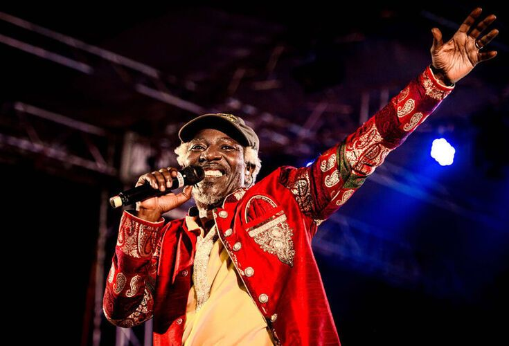 Release Athens 2020: Alpha Blondy