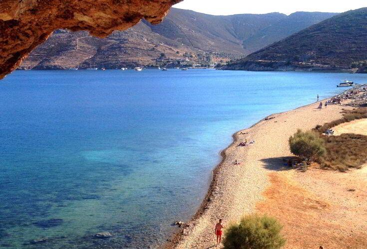 Grikos Bay, Patmos Island